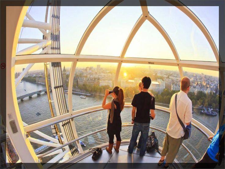 London Eye - (Londýn)