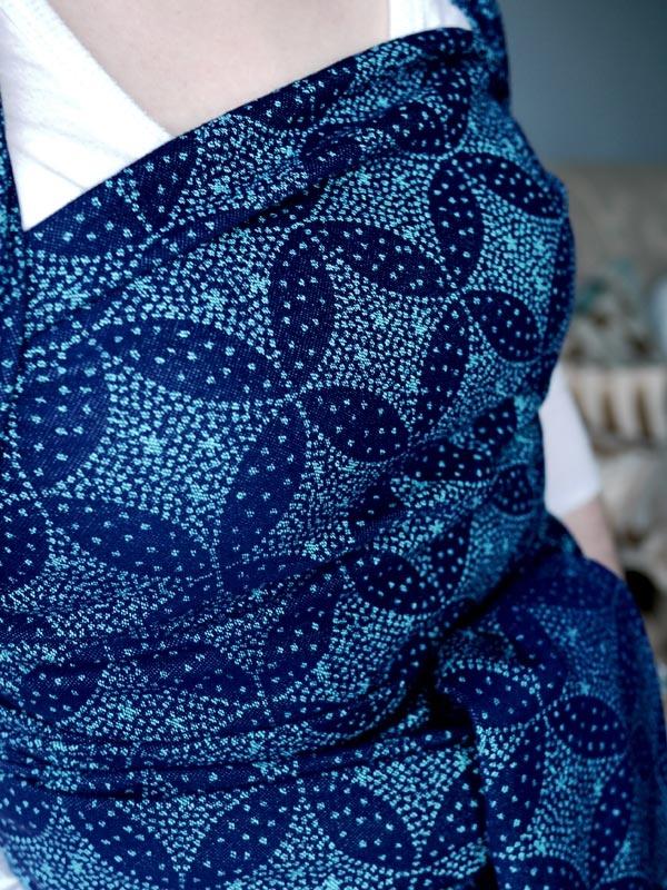 Oscha Starry Night Blue Ice. So very pretty. One of my favorites.