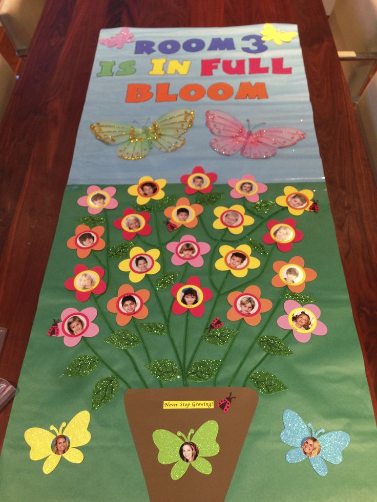 78 best images about april door on pinterest butterfly for Art and craft for school decoration