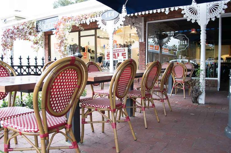 Antica Pizzeria– Hyde Park | Concept Collections |  Palace Outdoor Dining chair