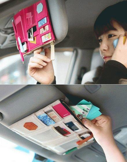Car Shades Organizer Rp 60.000