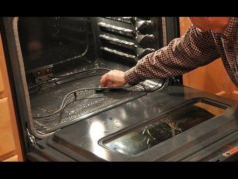 Полная очистка духовки. Советы продавца бытовой техники.
