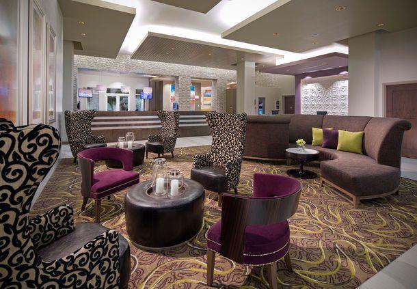 Residence Inn West Palm Beach Downtown/CityPlace Area - Lobby Sitting Area