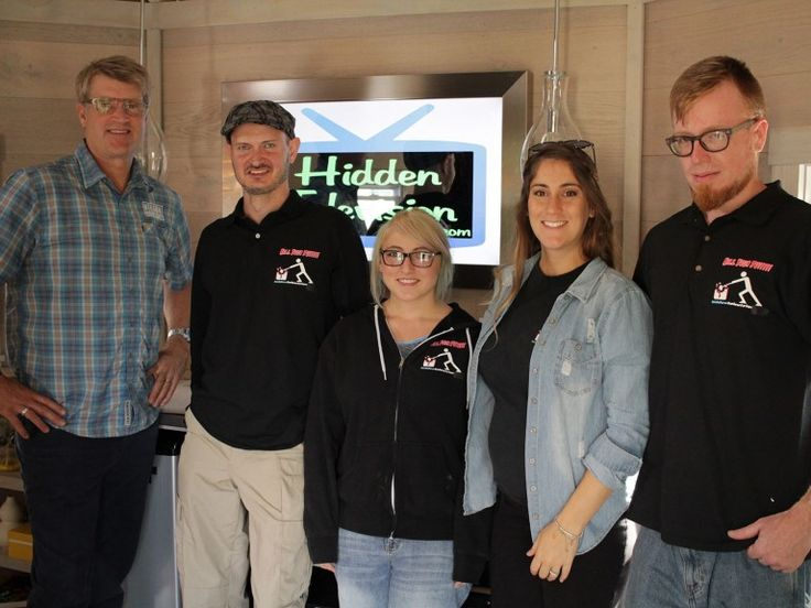 treehouse masters made their way to findlay to revamp an old run down tree house - Treehouse Masters Mirrors