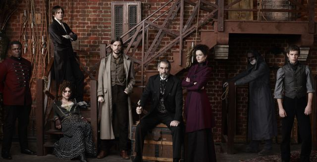 penny dreadful showtime | Showtime Renews Penny Dreadful for 10-Episode Second Season ...