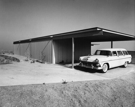 julius shulman… pierre koenig, case study house no. 22, los angeles 1960