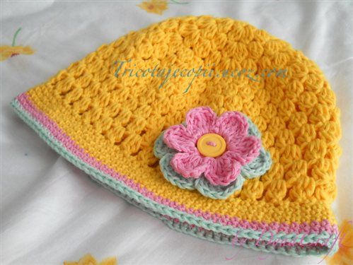 Baby hat - Crochet Me