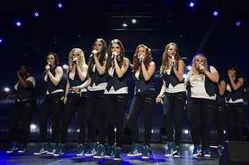 """The New """"Pitch Perfect 2"""" Clip Shows An Ultimate Riff-Off Round"""