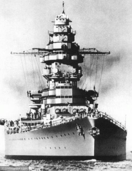 Histoire : La flotte française en 1939   Mer et Marine
