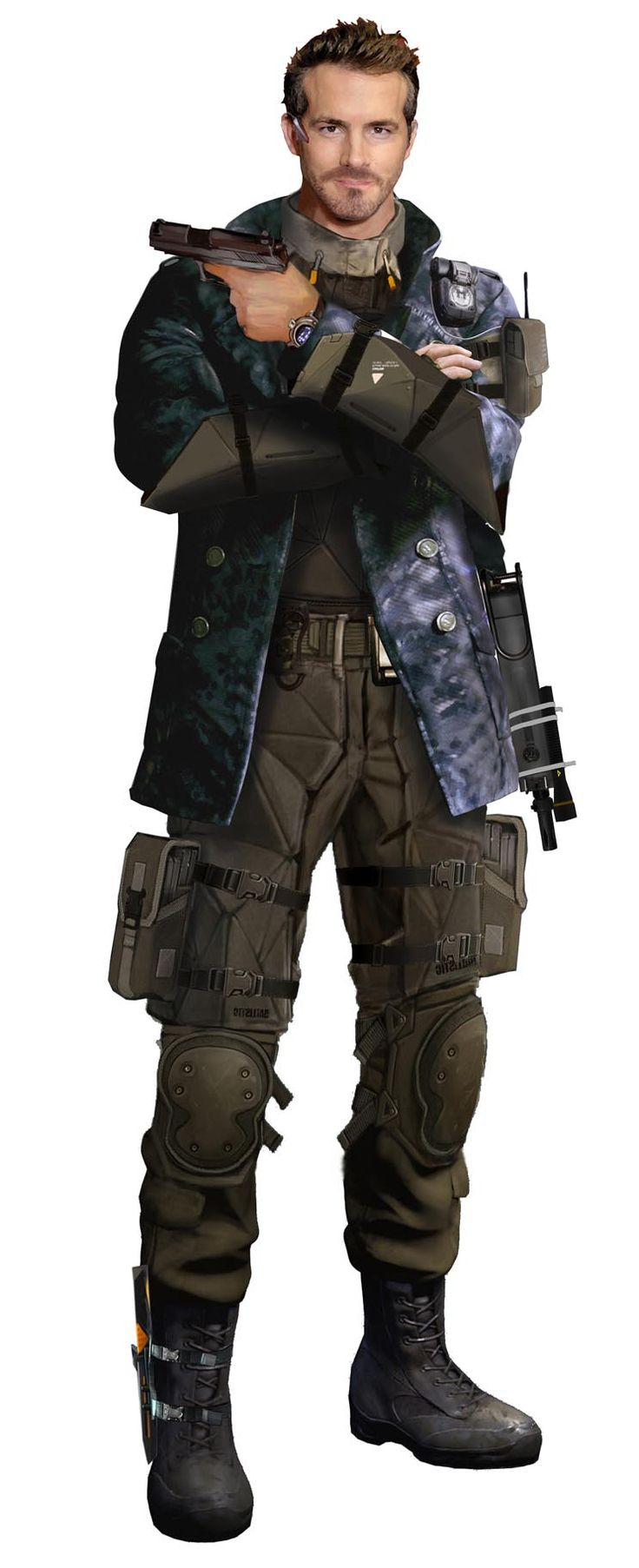 Character Design Parka : Best images about rpg characters on pinterest armors