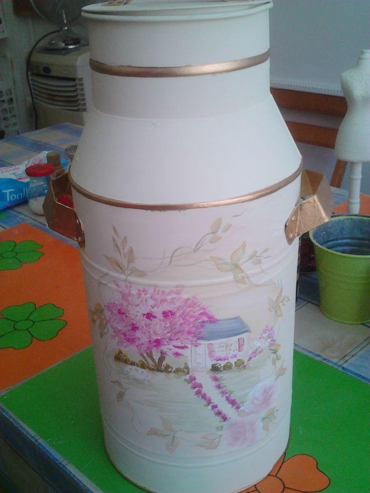 lechera pintada