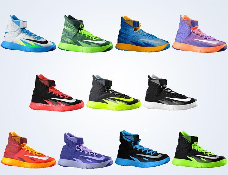Nike Zoom Hyperrev Colorways Love the black and blue and black and green  ones