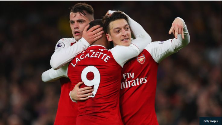 ARSENAL TEAM NEWS: CHAMBERS HANDED FIRST PREMIER LEAGUE START OF THE SEASON AT PALACE The Gunners are currently sixth in the Premier League table and will be seeking to keep pace with the top four in a crucial clash at Selhurst Park www.royalewins.net