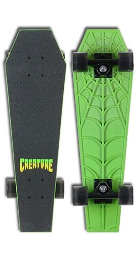 Creature Skateboards - The Riprider Complete