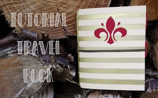 Tutorial travel book  #tutorial #youtube #carta #travelbook #travel #viaggio #quadernodaviaggio #quaderno #tposcana #handmade #carta #papier #papel #envelope # photo #viaje #auguriamosabry #auguriamoblogspot