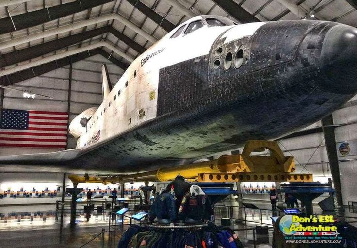 A Real NASA Space Shuttle? In Los Angeles? Yep, And I Saw it! Why You Need to Visit the Mission 26: The Big Endeavor Exhibit at the California Science Center   Don's ESL Adventure!