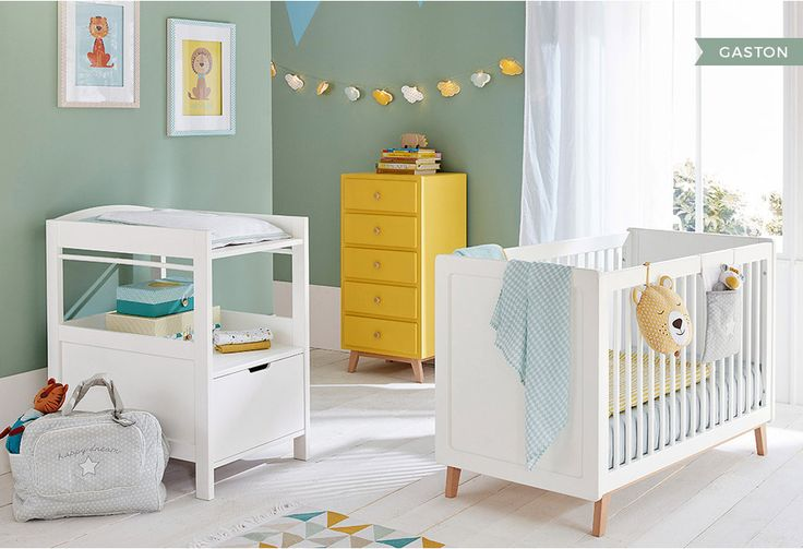Dormitorio de beb muebles e ideas de decoraci n for Muebles habitacion ninos