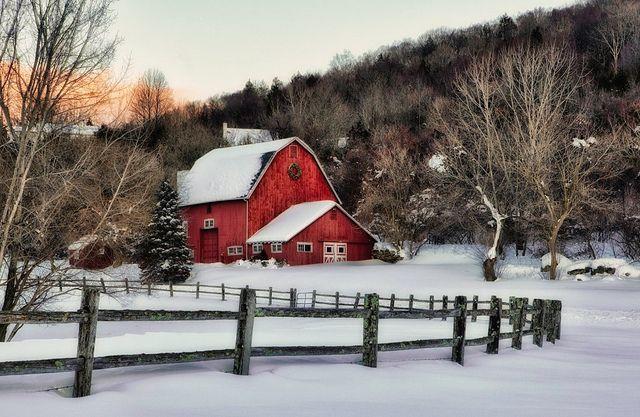 Barn in Danbury Connecticut