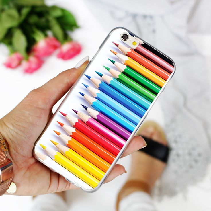 Kolorowe kredki: pozytywne etui na telefon http://www.etuo.pl/etui.html