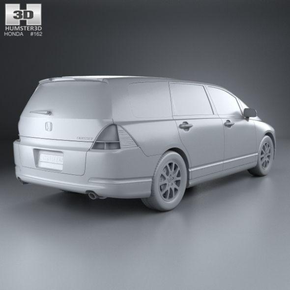 Honda Odyssey Rb1 Jp 2003 Honda Odyssey Honda Odyssey