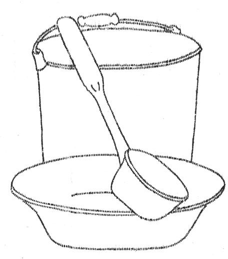 Pots And Pans Coloring Pages Coloring Pages