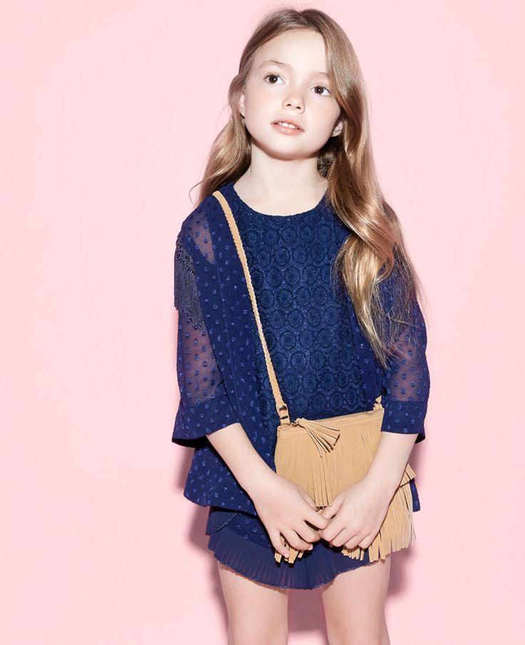 Little Girl's Florence Jacket - Bardot Junior