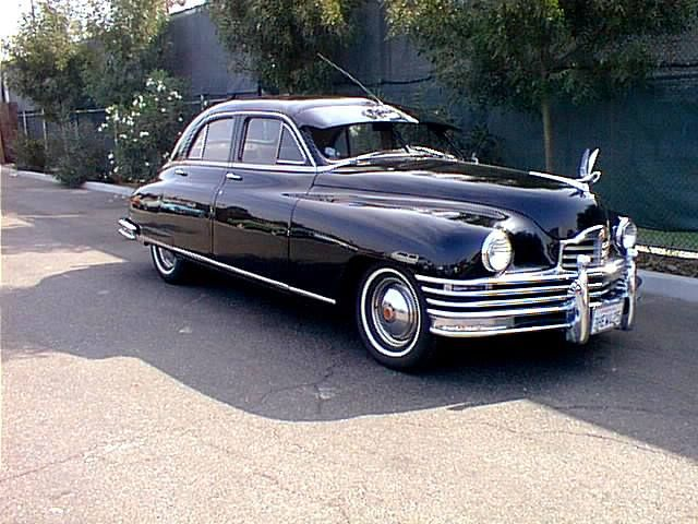49 packard dad had one these when i was 3 yr old family for Bakersfield family motors used cars