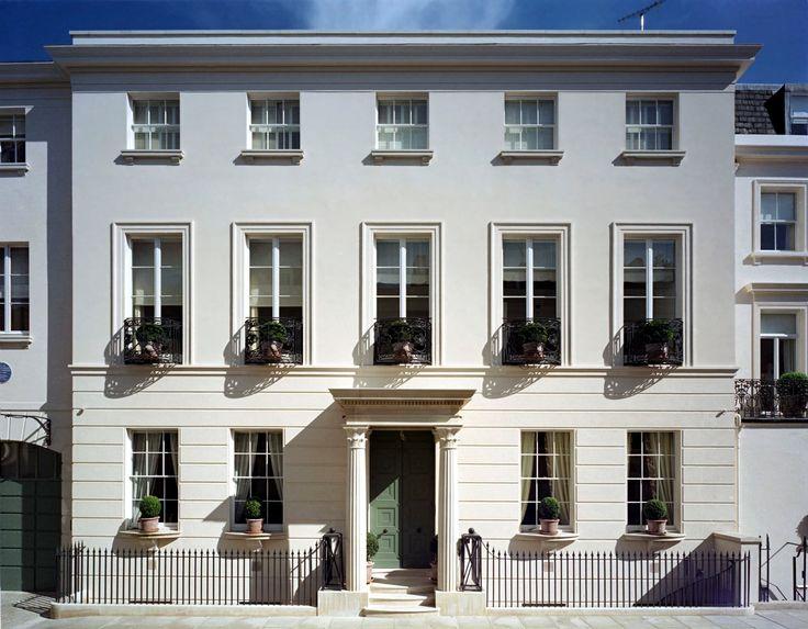 5 Gerald Road London, United Kingdom Built 2004  Architect: Liam O'Connor
