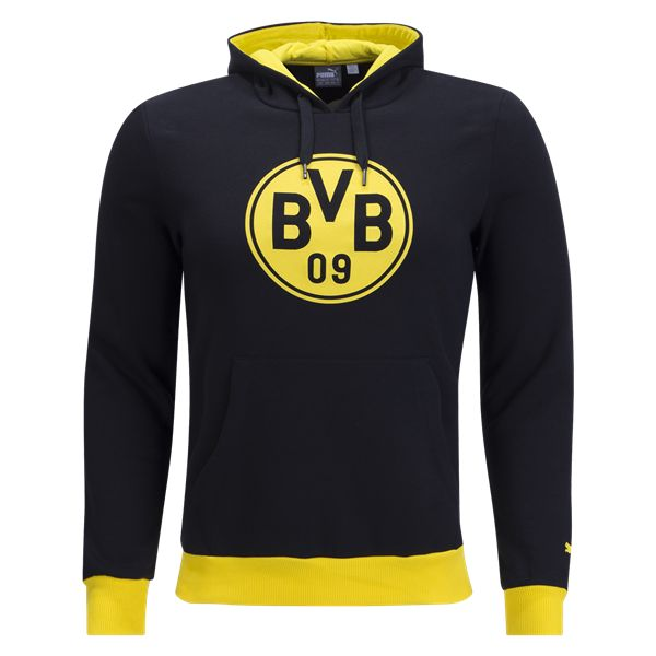 PUMA Borussia Dortmund Crest Hoody