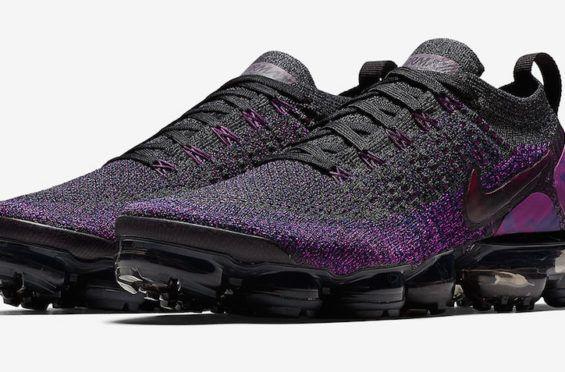 air vapormax se laceless night purple