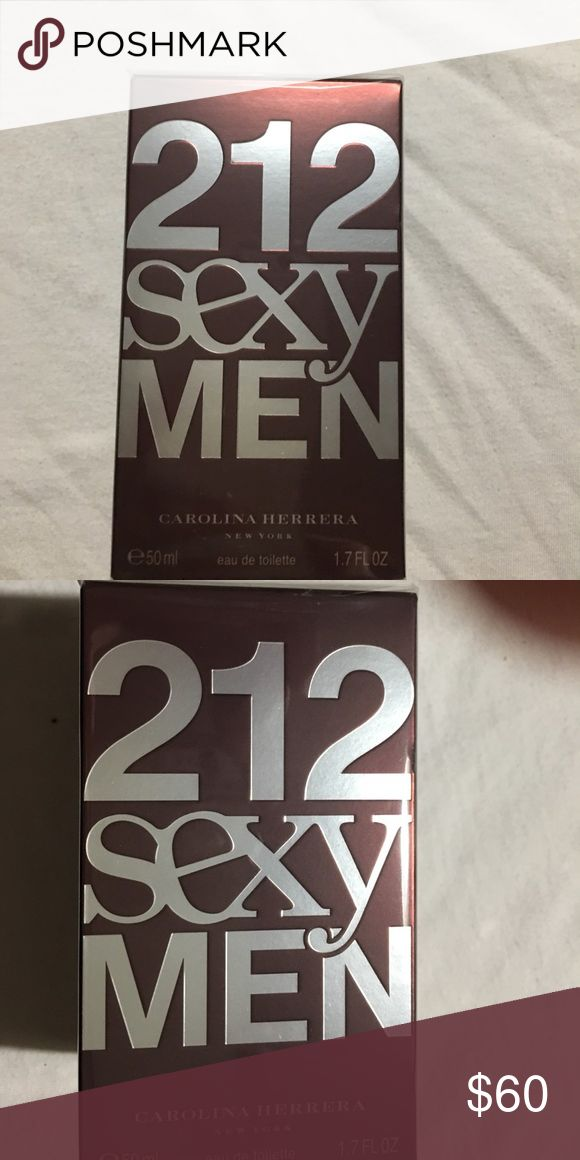 Brand new 212 men cologne size 1.7 Brand new 212 men cologne size 1.7 212 Collection Other