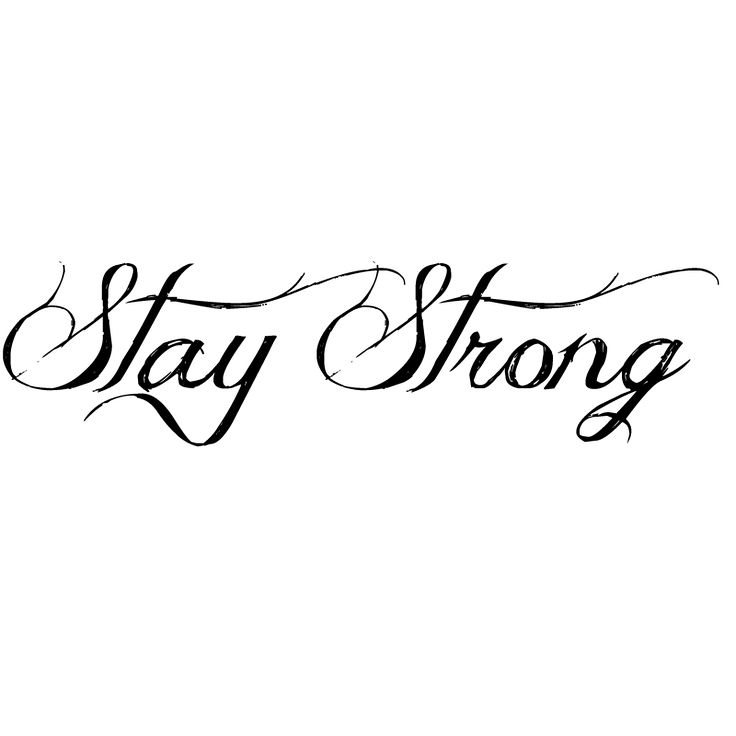 Stay Strong @AJWithers6 don't let that girl get the best of you