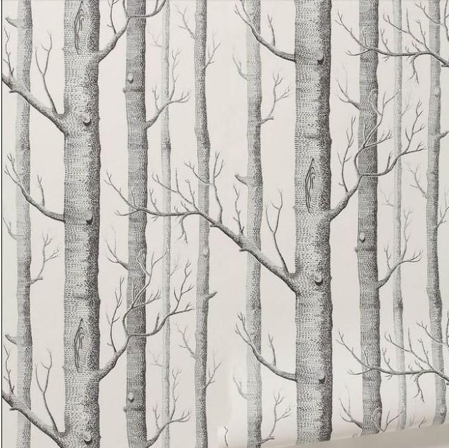 Best 25 wallpaper for living room ideas on pinterest geometric best and cheapest wallpapers birch tree pattern non woven woods wallpaper roll modern designer wallcovering simple gumiabroncs Gallery