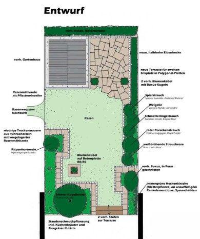 Epic Lernen Sie die abschlossenen Projekte zum Thema Garten und Landschaftsbau von Gartenplanung Barbara Rinio in