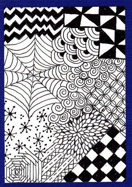 Zentangles For Beginners