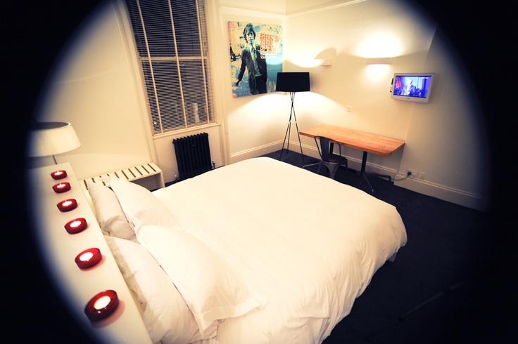 Kelly's Dublin - great little budget hotel