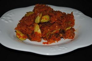 SAMBAL TUK TUK   Mandailing, North Sumatra Cuisine.   Yaaay!!    \0/.....  Must try this...