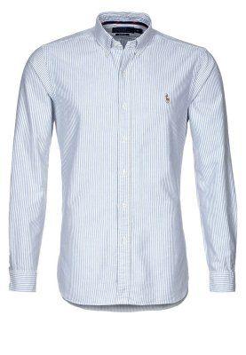 Polo Ralph Lauren SLIM FIT - Hemd - blue/white - Zalando.de