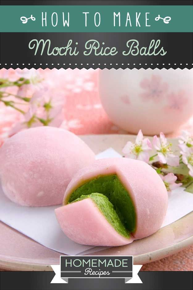 Check out How To Make Mochi at http://homemaderecipes.com/course/appetizers-snacks/how-to-make-mochi/