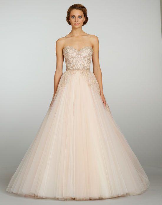 Lazaro 3315 size 6 wedding dress wisteria wedding and for How much is a lazaro wedding dress