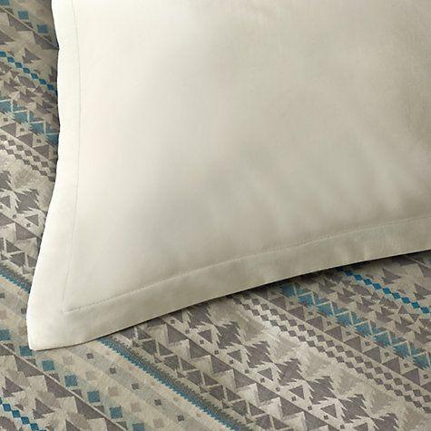 Buy John Lewis Scandi Jacquard Cotton Bedding Online at johnlewis.com