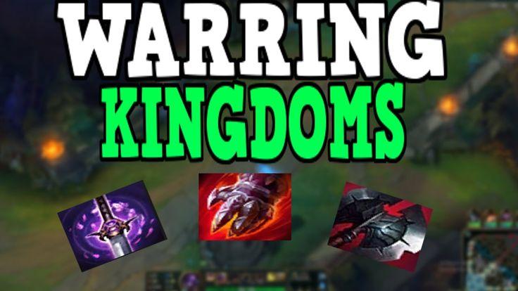 New Warring Kingdoms Full AD Garen Gameplay!! https://www.youtube.com/watch?v=g0u9j16cBiQ&feature=youtu.be #games #LeagueOfLegends #esports #lol #riot #Worlds #gaming