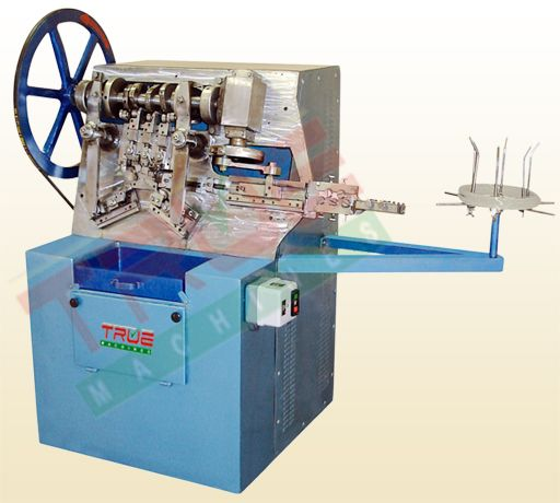 True Aksh Enterprises offers a wide range of high quality wire forming machine and wire bending machine which are widely appreciated for its high performance, excellent quality, minimal maintenance, longer service life.