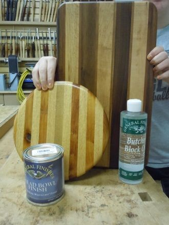 cutting boards - how too