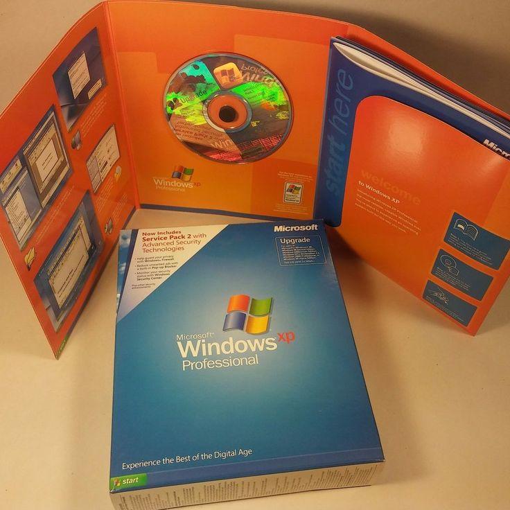 Windows xp professional w sp2