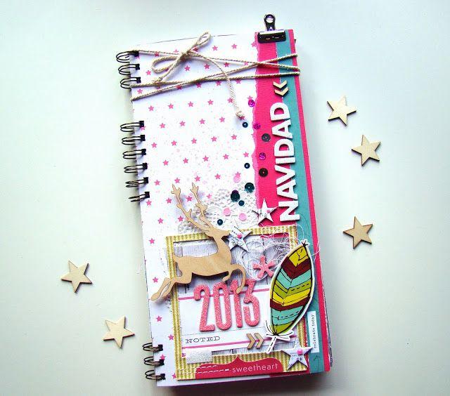 diario de navidad: Diseñadoras invitadas: DN2013 - por Judy Alonso: