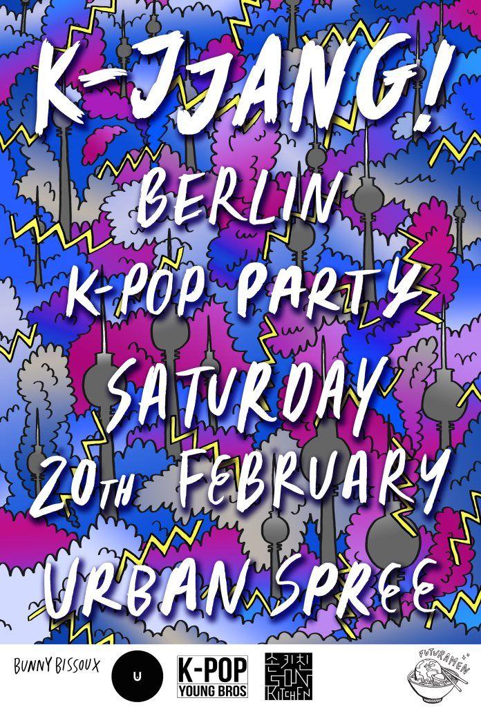 RA: K-Jjang Berlin at Urban Spree, Berlin