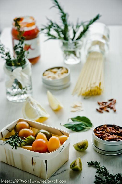 Food styling tips!