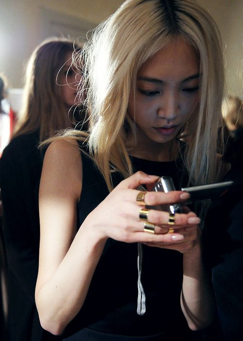 Asian Model Fashion Photography