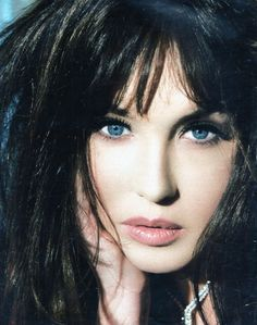 Isabelle Adjani wonderful Eyes                                                                                                                                                                                 Plus